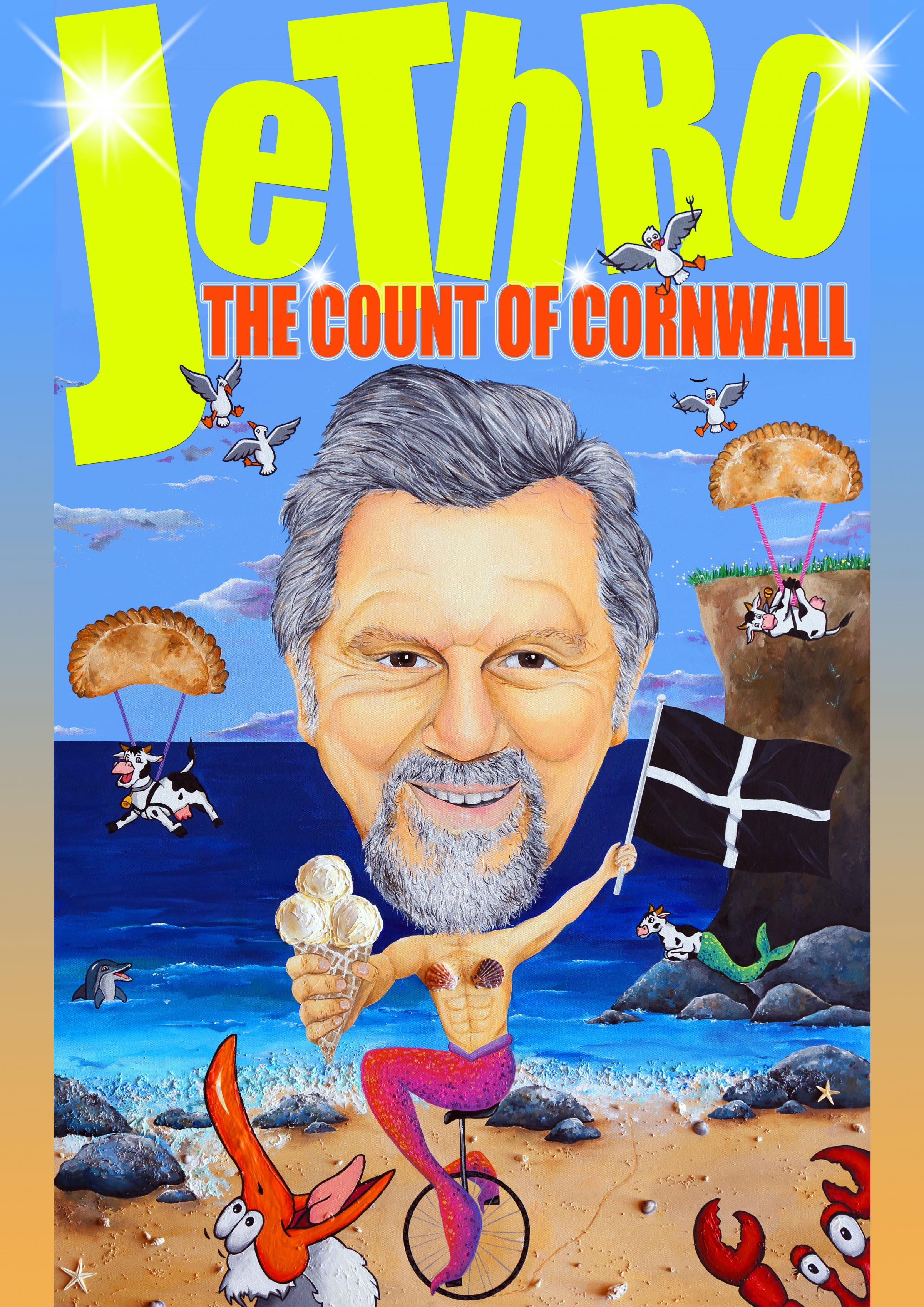 Jethro - The Count of Cornwall