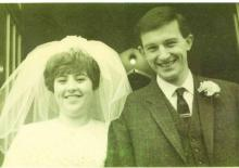 Janet and Roy FOXALL