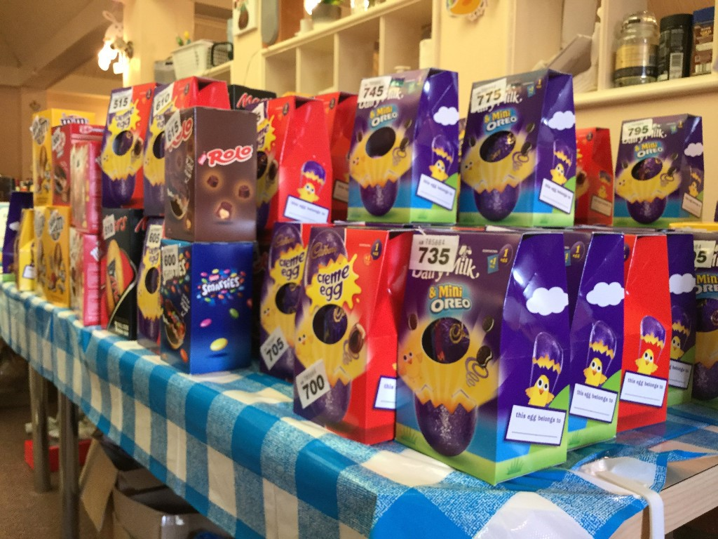 Hospice issues Easter challenge to Stourbridge youngsters