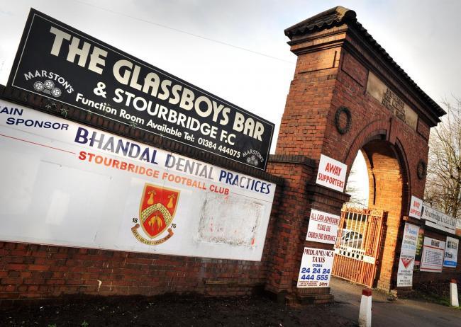 Foodbank Donations Wanted At Stourbridge V Kettering Game