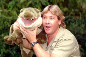 Steve Irwin, who died in 2006 (Myung Jung Kim/PA)