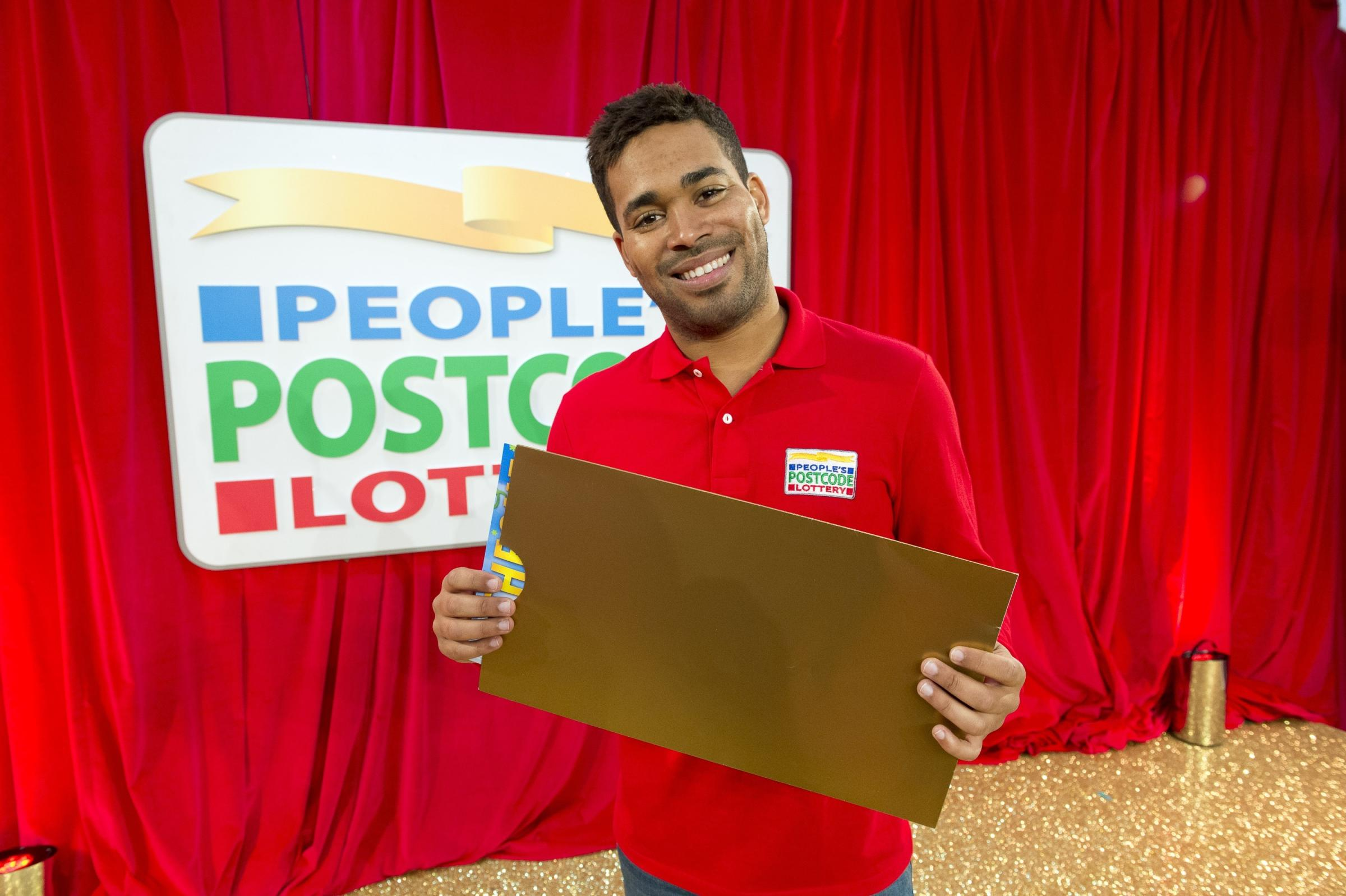 Peoples Postcode Lottery ambassador Danyl Johnson. Picture by Darren Casey/DCimaging