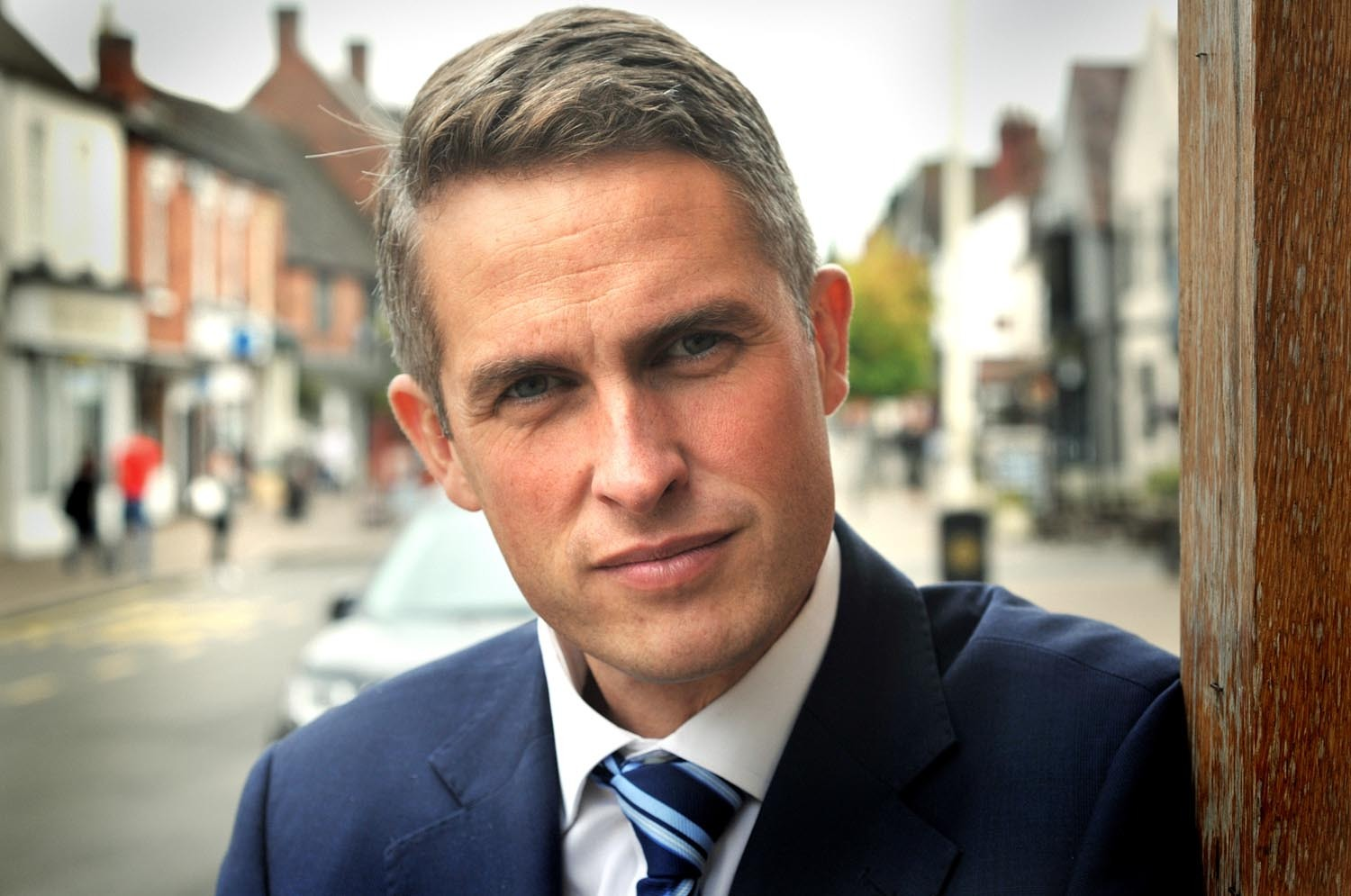 Kinver MP Gavin Williamson is concerned by proposals for 46 new homes in Kinver