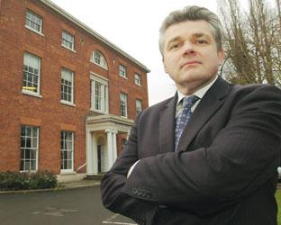Making a stand - MP Ian Pearson is joining calls to save Broadfield House from closure