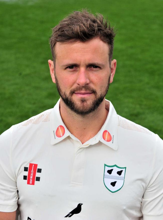 Whiteley: Overseas experience can only benefit Worcestershire