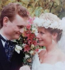 Joanne and Christopher Bridgens