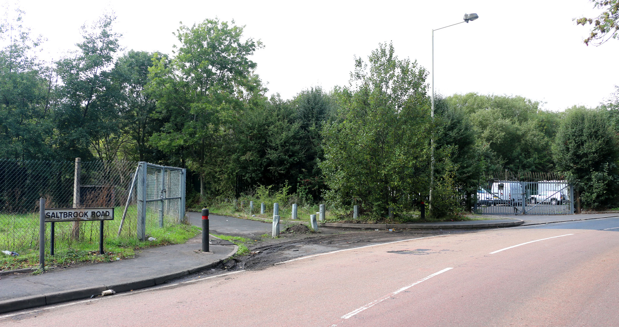 Plan for travellers' site in Lye sparks anger
