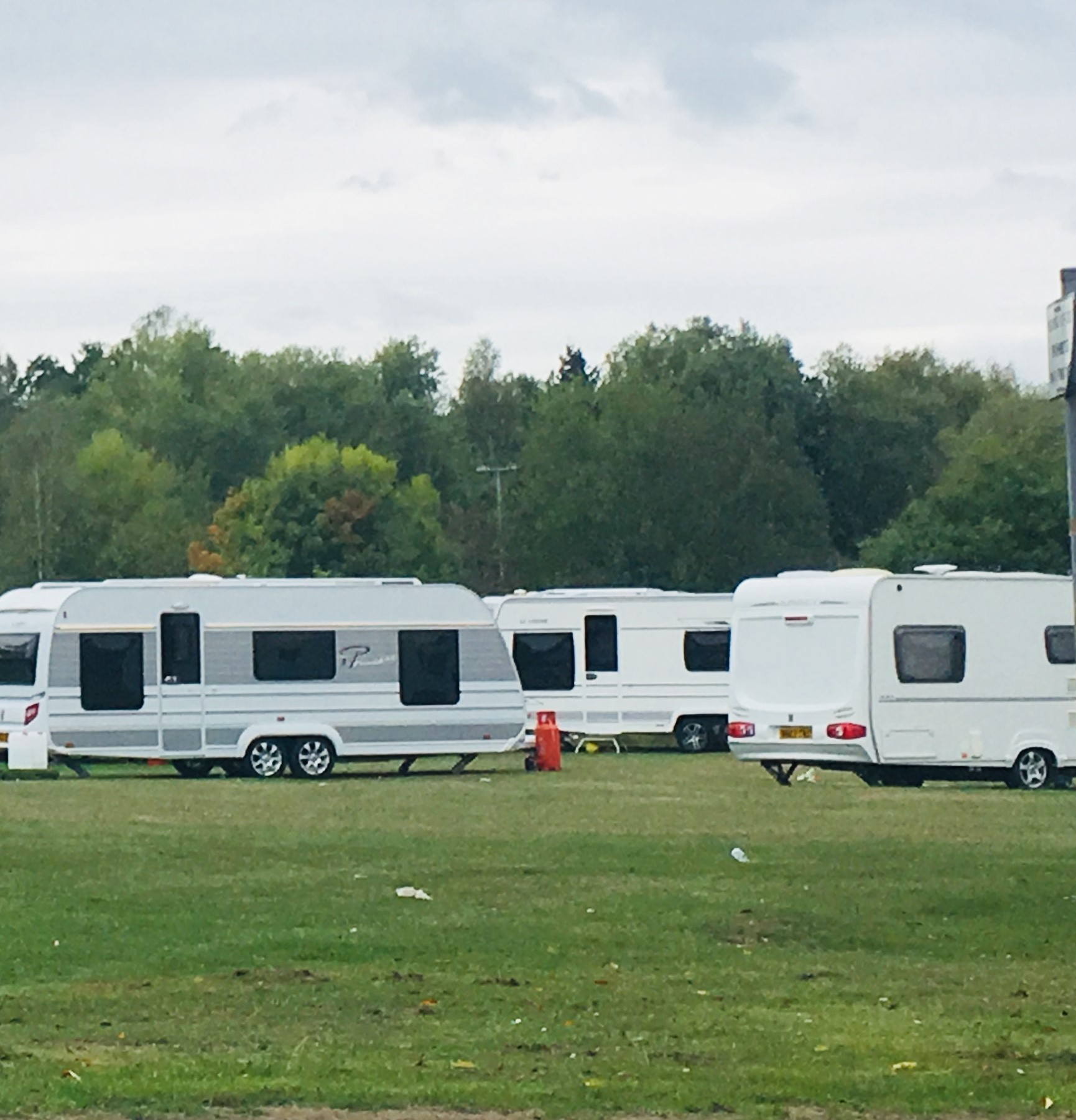 Travellers move from Withymoor to Brettell Lane