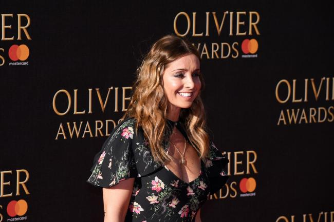 Louise Redknapp. Photo: PA