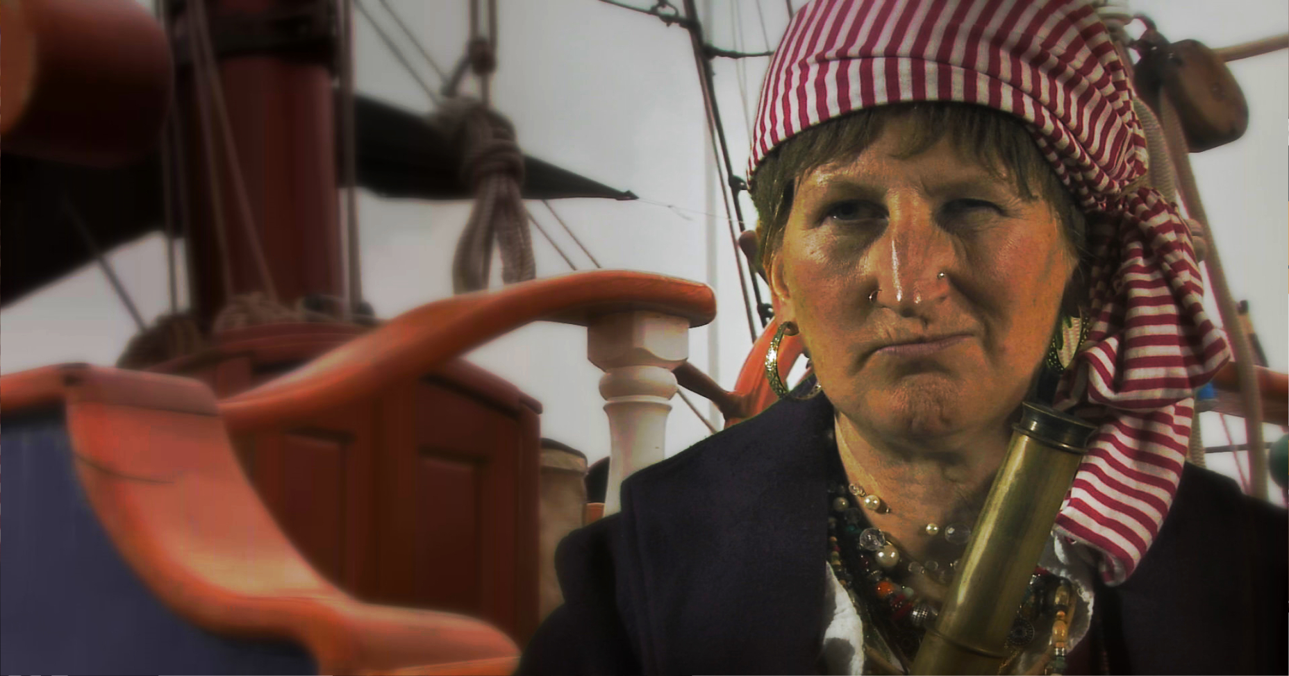 Doreen is about to set sail on a brand new adventure across the airwaves. The comedy queen is launching a new 'pirate podcast' on her very own Radio Doreen digital station.
