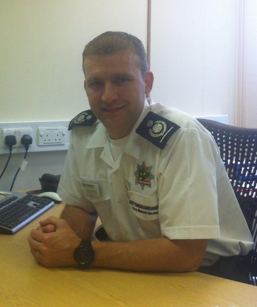 Gloucestershire has new Chief Fire Officer