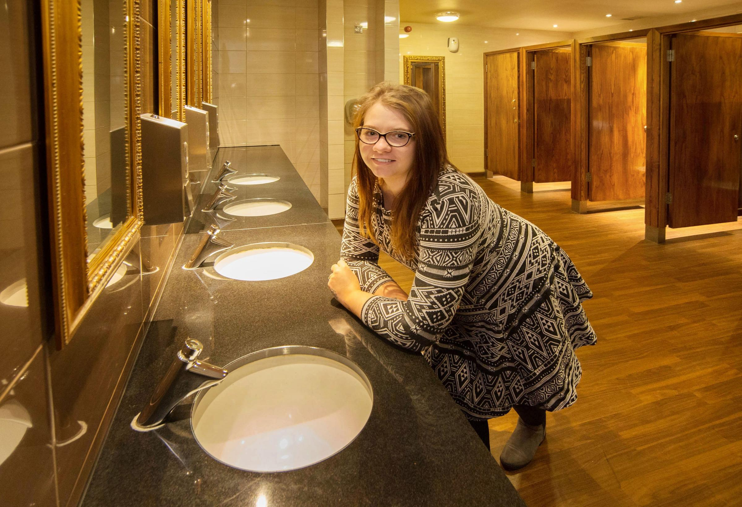 """Redditch pubs win acclaim for their """"exceptional toilets"""""""