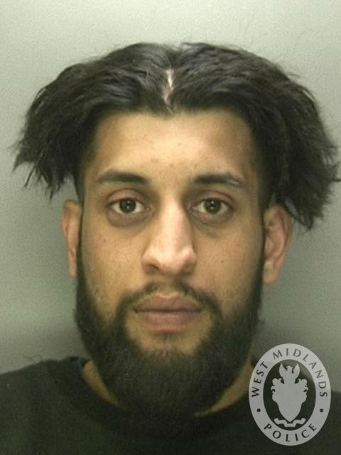 Mohammed Arshad. Picture: WMP
