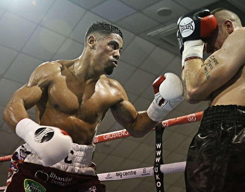 Lennox Clarke. Photo from BCB Promotions