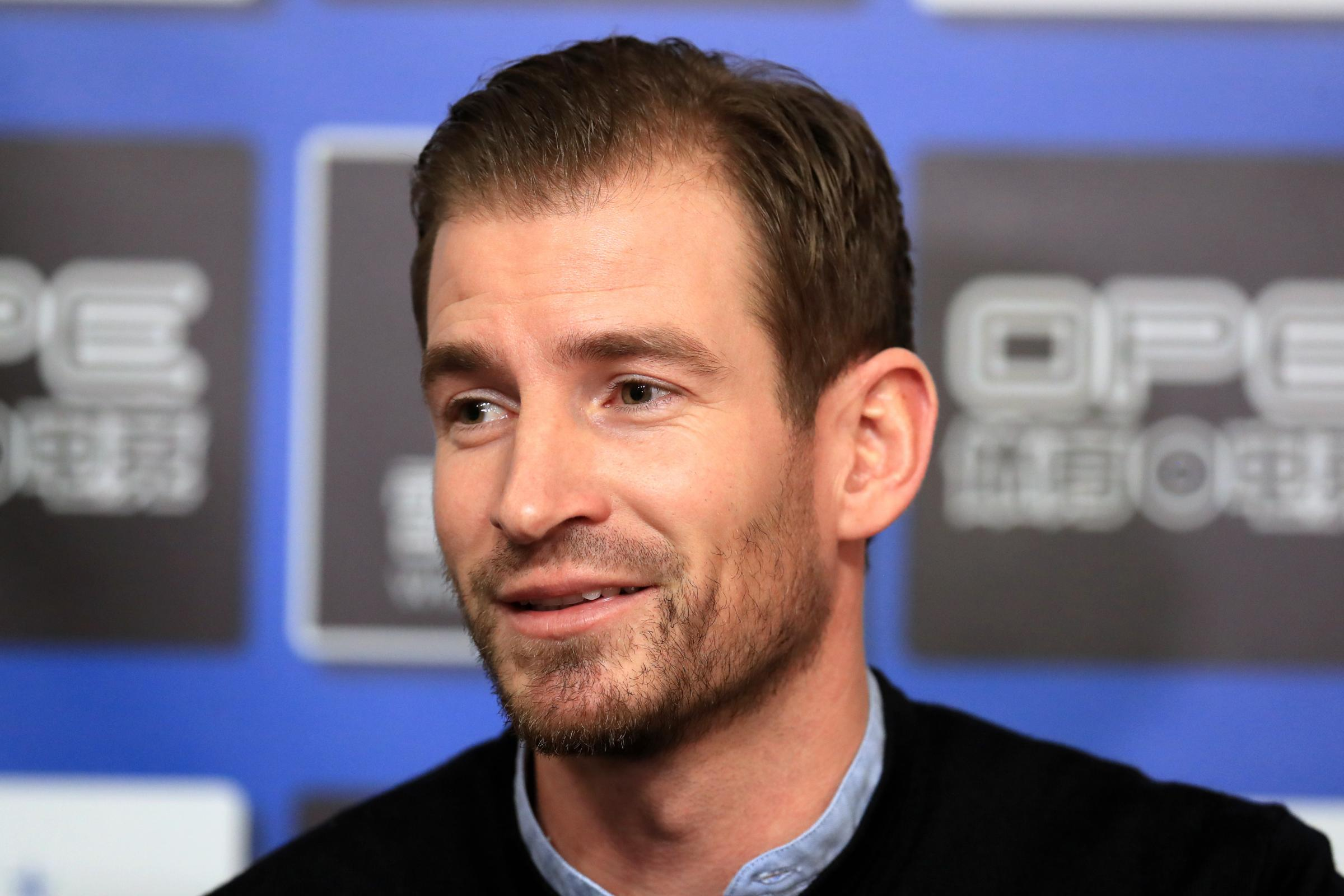 Jan Siewert takes charge of Huddersfield for the first time