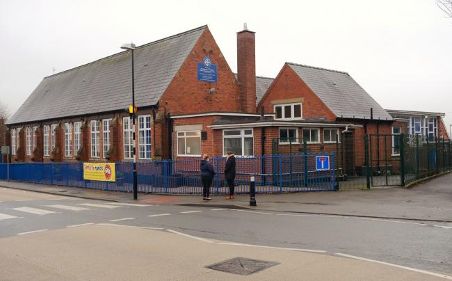 St Margaret's Primary School.