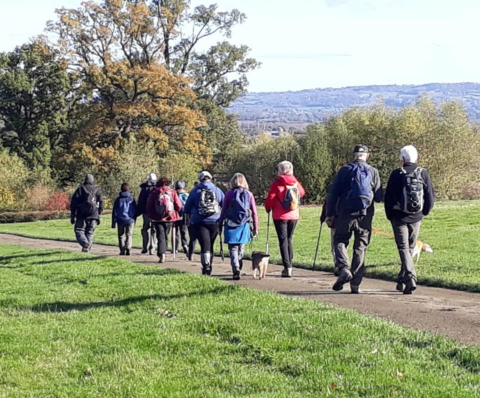 Tewkesbury, Twyning & the Mythe Bridge walk - Evesham Ramblers