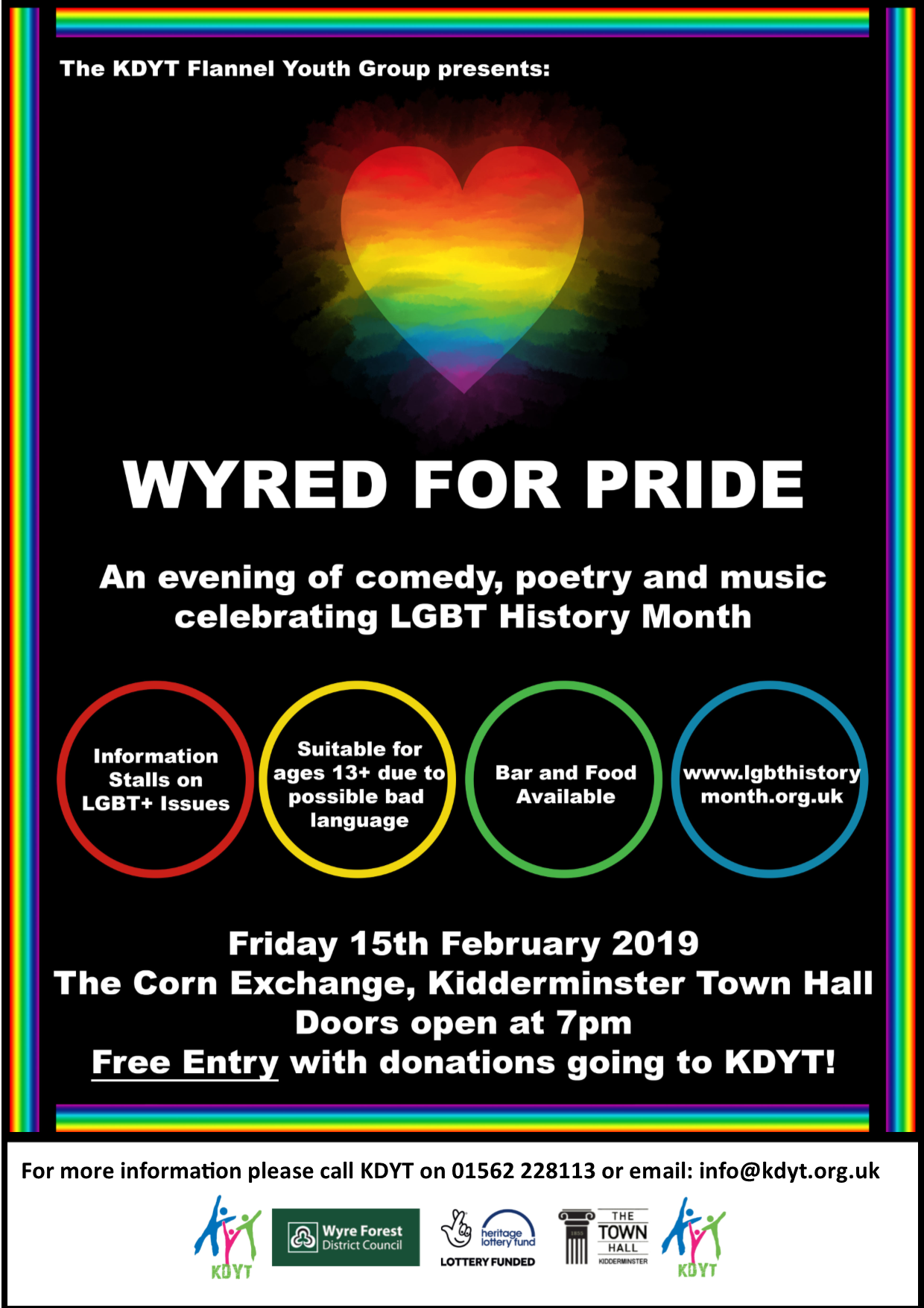 Wyred For Pride