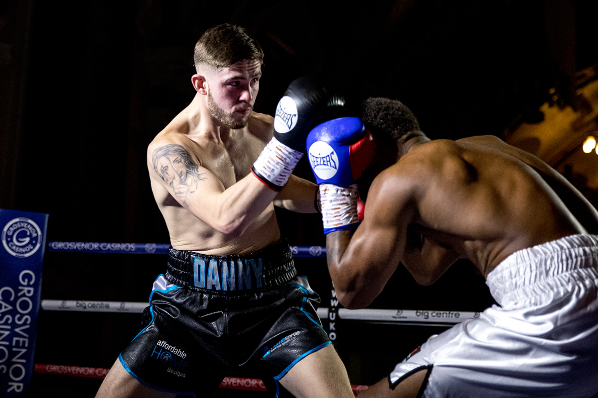Kingswinford's Danny Ball is ready for title challenge
