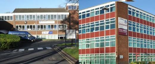 Wordsley School and Crestwood School