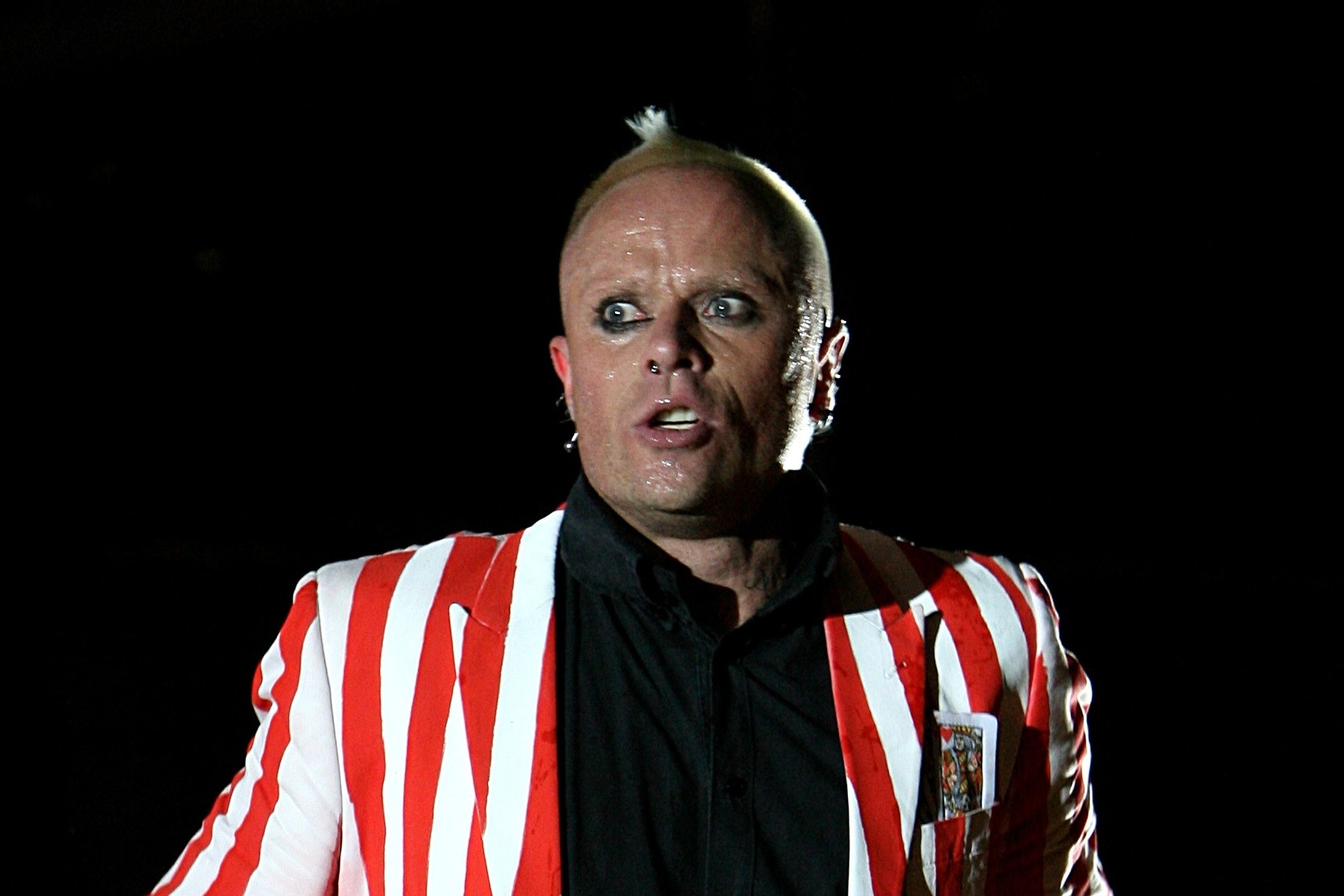 A series of events will be held in memory of Keith Flint (Niall Carson/PA)