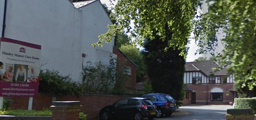 Himley Manor Care Home. Photo: Google Maps.