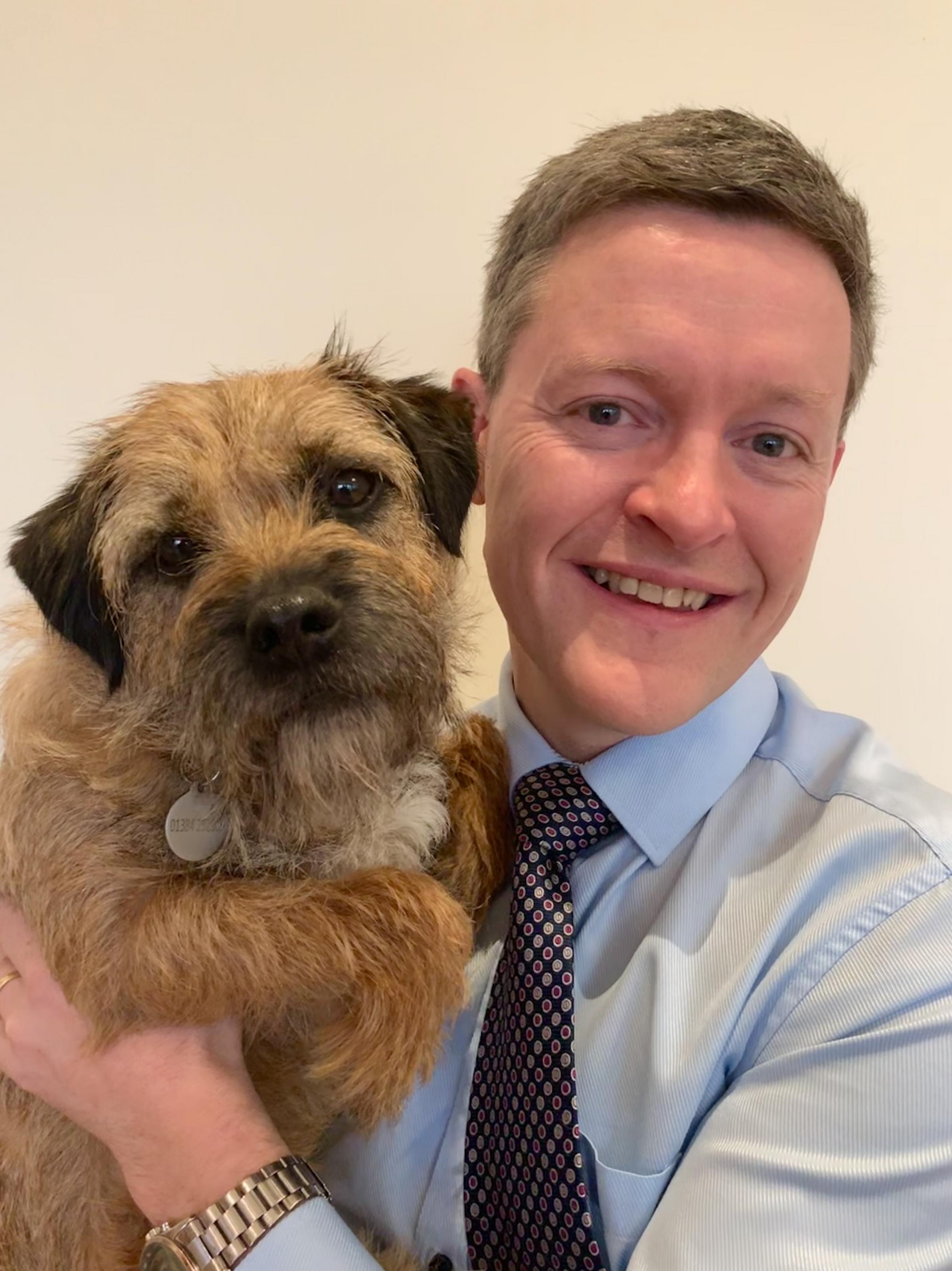 Dudley vet nominated for prestigious award