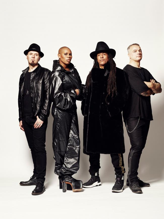Skunk Anansie will be headlining the Lakeside stage on Sunday
