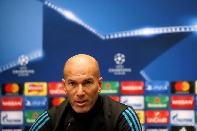 Zinedine Zidane believed Real Madrid deserved more as they dropped points at home to Real Valladolid