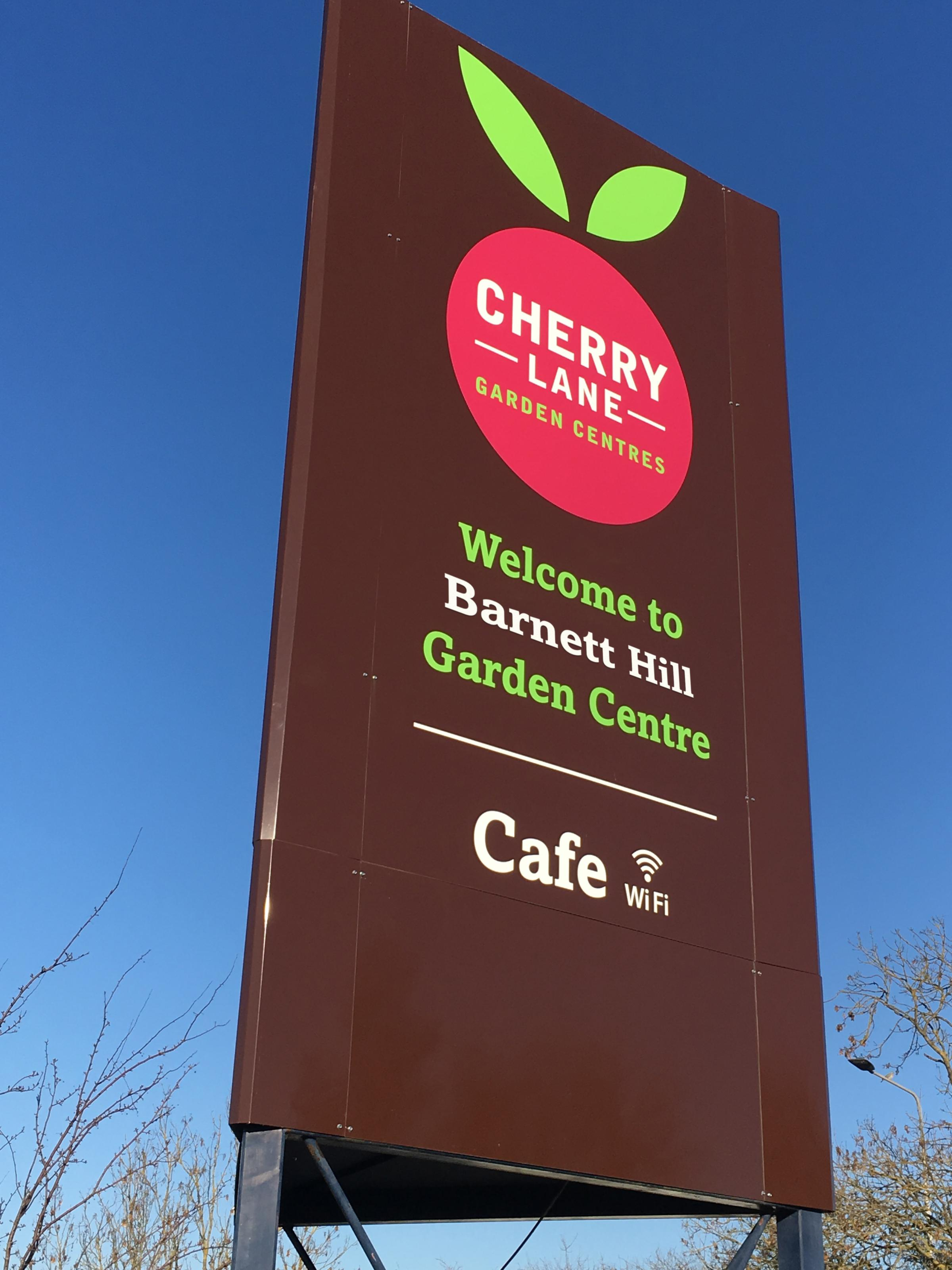 Cherry Lane has taken over Barnett Hill garden centre near Clent