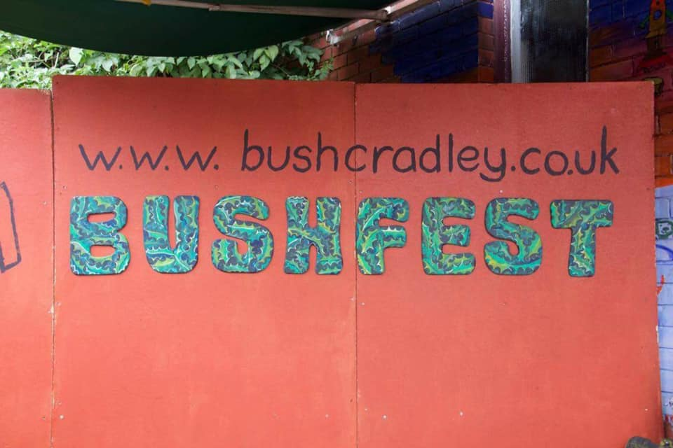 bushfest comedy weekend cradley heath