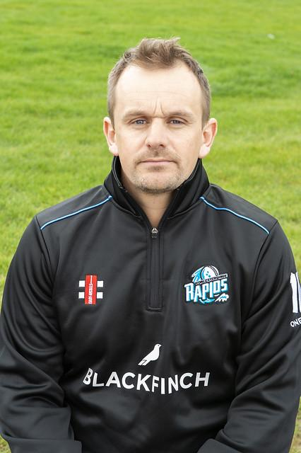 Worcestershire coach Alex Gidman