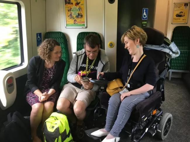 The Access Map aims to make rail travel more accessible for disabled travellers.