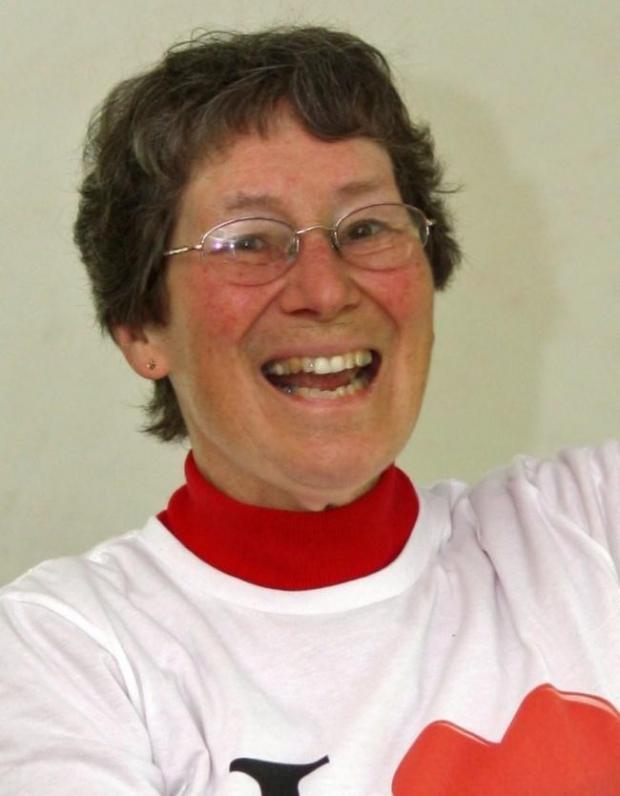Stourbridge News: 'Merrie' Maggie Thompson