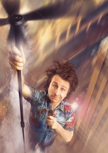 Milton Jones will perform at Dudley Town Hall next February.