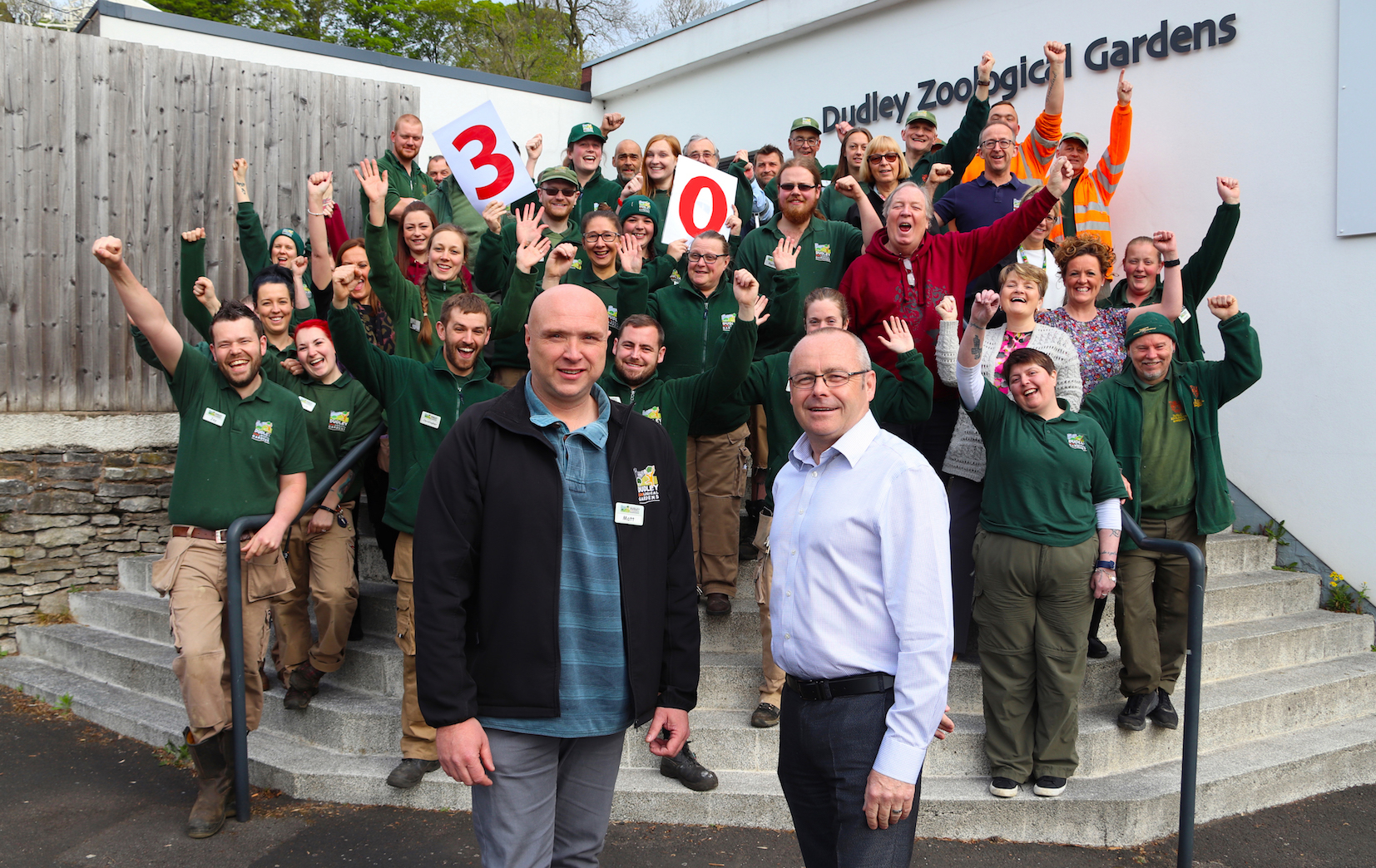 Tributes paid to long-serving Dudley Zoo manager
