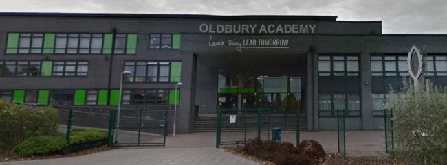 Oldbury Academy on Pound Road. Photo: Google Maps.
