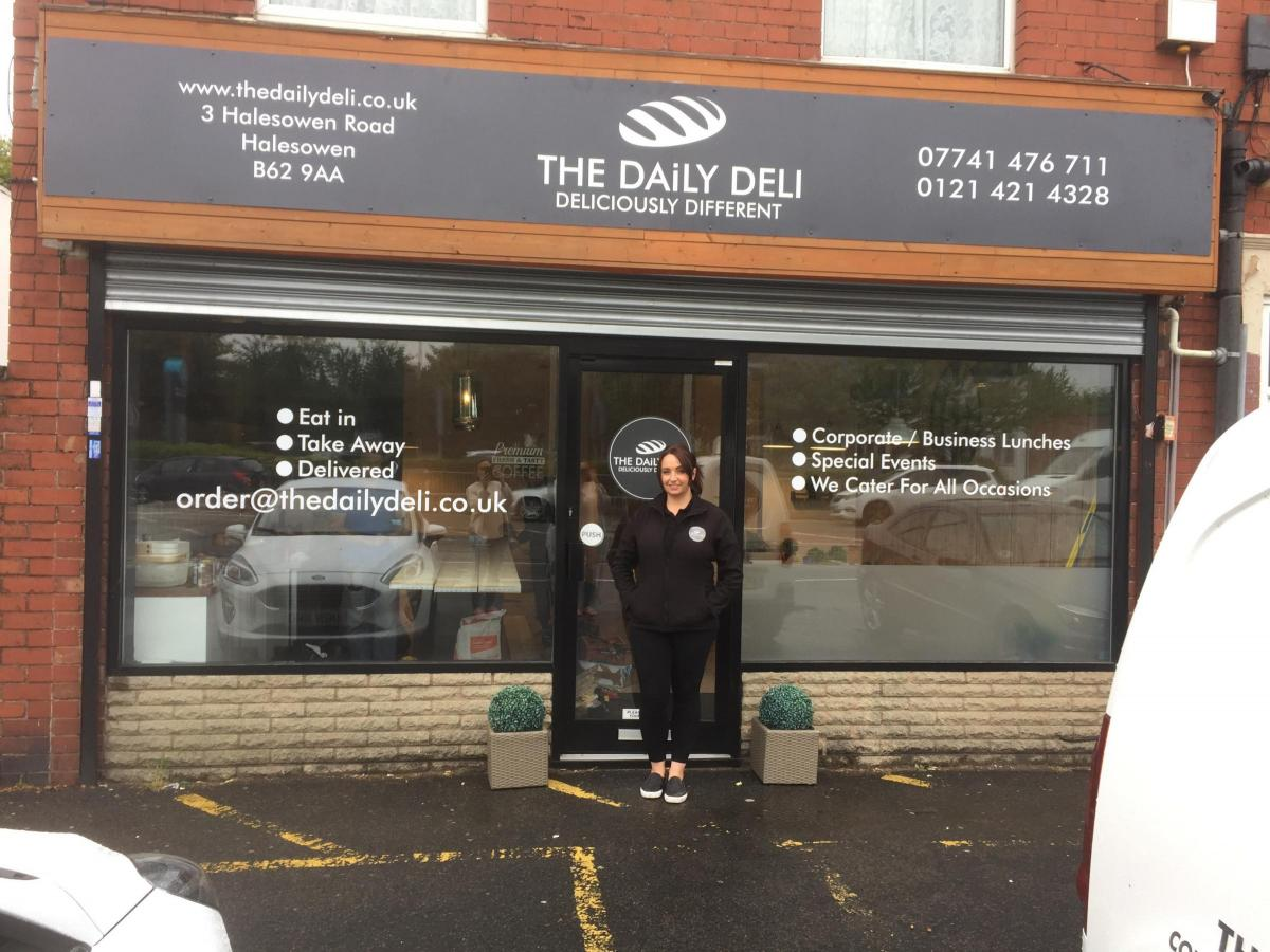Mum To Open New Deli In Halesowen Stourbridge News
