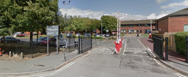 The student was attacked outside Halesowen College.